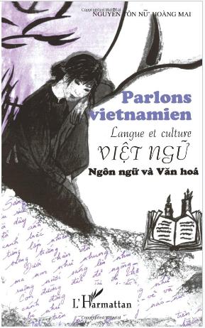Livre Parlons vietnamien de Nguyen Ton Nu Hoang Mai
