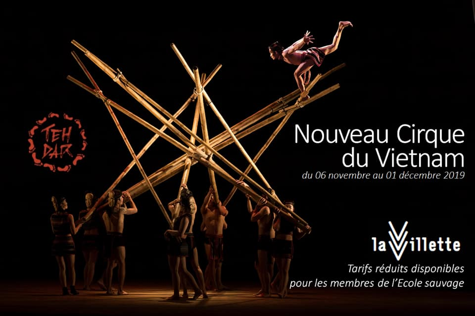 Nouveau Cirque du Vietnam : Teh Dar